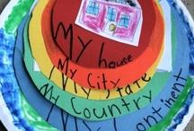 Elementary Social Studies / by Amanda Henderson
