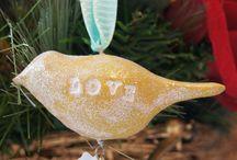christmas ornaments / by Nancy Wilkins
