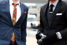 Mens Style. / Because it matters & because it's highly attractive. / by Alyssa Ensign