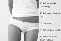 Work out ideas / by Julie Hoynes