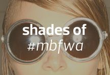 Shades of #MBFWA / Getting shady with Sunglass Hut at Mercedes-Benz Fashion Week Australia  / by Mercedes-Benz Fashion Week