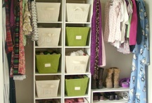 Kids Bedroom and playroom Ideas / Legos, toys, stuffed animals, closets and more!  Ways to organize the kids rooms! / by Melissa Jackson