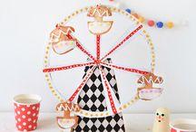 Run away with the Circus / by Melanie Augustin (Kimono Reincarnate)