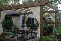 Back yard ideas / by Crissy Posey