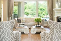 Lovely living areas / by Marion Abide