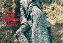 Editorial -Cover / by Stephanie Wu