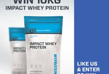 Competitions / by Myprotein