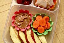 School lunch ideas / by Vanessa C