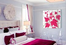bedroom ideas / by Melissa Petitt