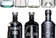 DESIGN: liquor labels / by Telva MT