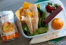 School Lunches / by Paige Julian