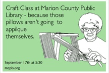 MCPLS Memes / by Marion County Public Library System