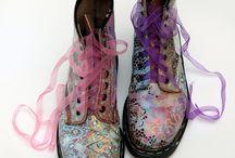Shoes / by Adriana Pérez