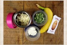 Kids School Lunches / by Tricia Burkman