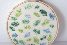 Embroidery / by Kasia Strzalkowski