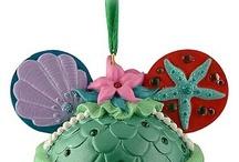 Disney Ear Ornaments / by Lissa Morgan