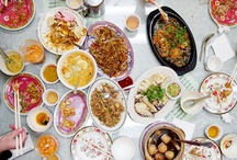 cuisines of southeast asia / by anthea