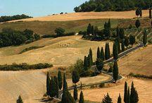 Italie / Huur een luxe tent in Italië. Kijk op www.luxetent.nl voor Safaritenten, Lodgetenten, Lodgesuites, Tipi's of Yurts / Gers op kleine campings in Italië. / by Luxetent.nl
