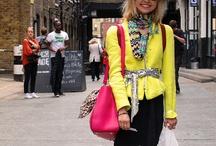 Street Style / by Sophia Dunn