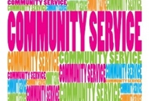 Service...It's what we live for! / by Girl Scouts - Diamonds