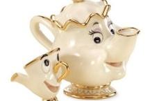 Teapots & teacups / Teapots & teacups  / by Anita Moyer