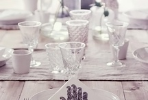 Table Settings / by Penny Maggio