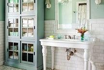 Home :: bathroom / by Sara Meagher