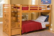 Bunkbeds for the boys / by Patrick Boyd