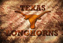 Texas Longhorns \m/ / \m/ Hook'em Longhorns! / by Ron Perez / Worx