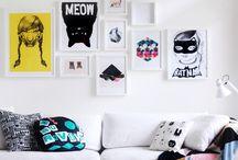 Nesting: Living Rooms / by Tiger Neelie