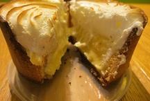 Citron Tarte  / Lemon tart, my favorite and my birthday 'cake' from day 2 / by Carol Gillott