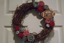Welcome Wreaths / by Amy