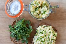 Salads / by Amanda Kaiser