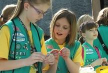 Girl Scouts / by Dana Reynolds