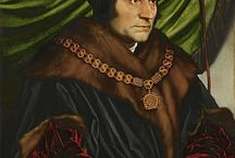 Wolf Hall by Hilary Mantel / Images of people and places from the book / by Erin Golsen
