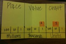 Place Value / by Joanne Cuadros