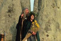 { the druids & Stonehenge } / by Avalon Moonsong