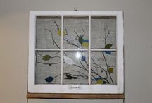 Old Window Ideas / by Shi Shi