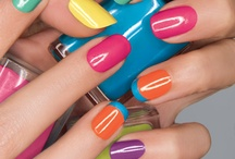 Nail obsession / by Dawn Coleman