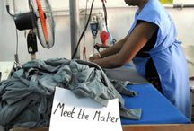 Meet the Maker / Who Made Your Clothes? www.fashionrevolution.org / by Fashion Revolution Day