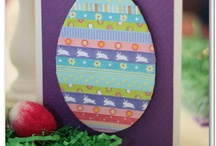 Card Making -Easter- / by Angela Schingeck