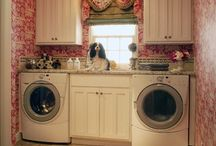 Laundry/Multi Purpose Rooms / by Marlette Whitney