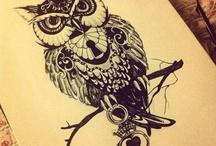 Rat-a-tat Tattoooo / by Leslie Trotter