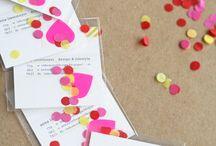 Tarjetas de Visita ♥ Business Cards / by Cosas Molonas