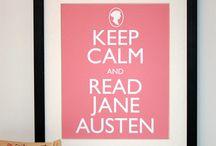 Jane Austen / by DawnatOlabelhe