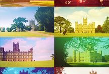 The Abbey: Scenes from the Land / by Downton Abbey