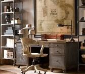 Home office / by Lynn Cranmer Mihok