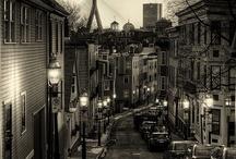 Bean Town (Boston) / by Wanderlust Designer