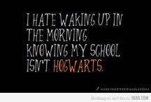 Harry Potter / by Elizabeth O'Neill