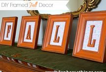 Diy fall / Amazing fall ideas to make that I never though off. Fall is my favourite time to decorate for.   / by Jasmine Teahen